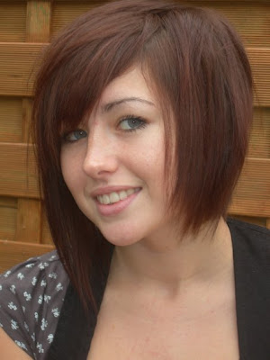 Hairstyle For Teenage Girls 2010. Cute Short Curly Hairstyles