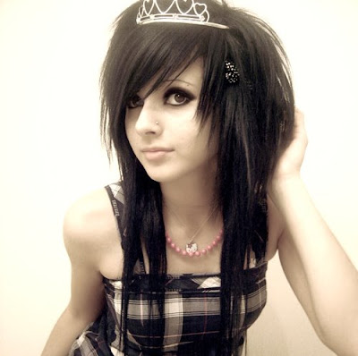 how to be scene. Exciting Scene Kid Girl