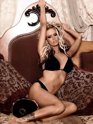 of tattoos which are now a trend in Hollywood. Jenna Jameson tattoos