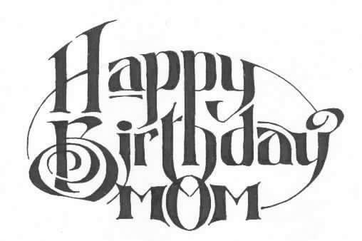 happy birthday mommy quotes. happy birthday mother quotes