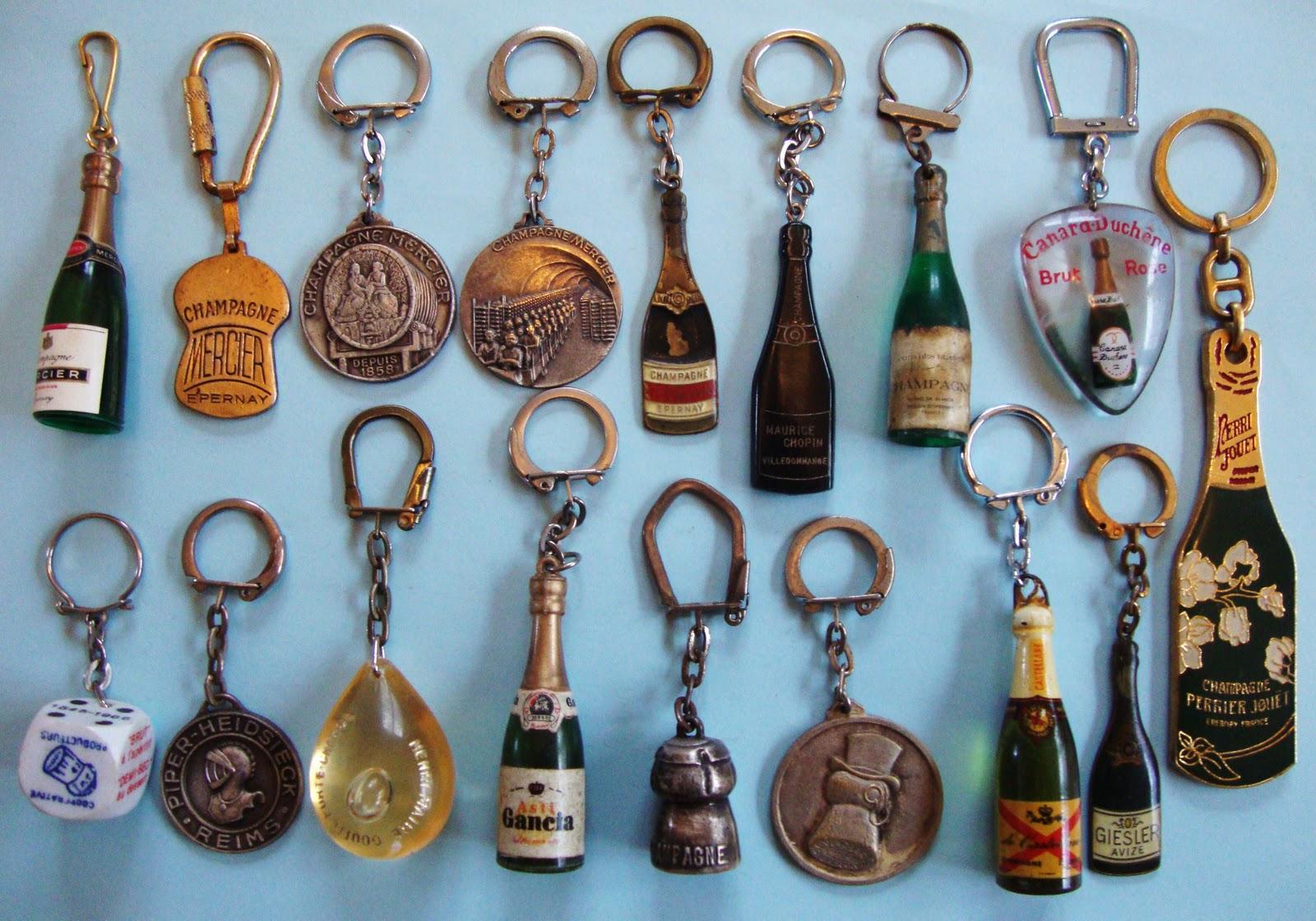 Porte cl s ann es 60 aujourd 39 hui porte cl s boisson for Porte metal 60