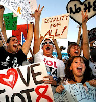 Gay Blades Come Out Again: The cultural war over gay marriage has suddenly ...