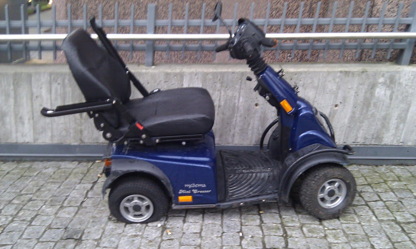 Elektrisk rullestol