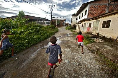 Colombia testigo del olvido
