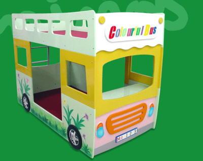 Cama en forma de autobus