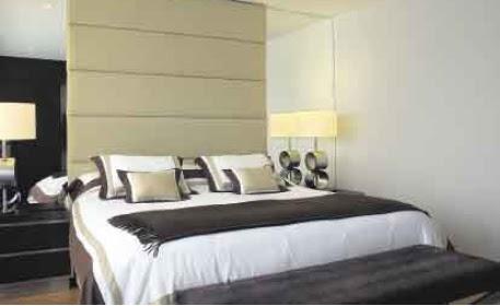 Dormitorios fotos de dormitorios im genes de habi - Cabeceras de cama acolchadas ...