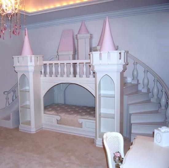 dormitorios de princesas