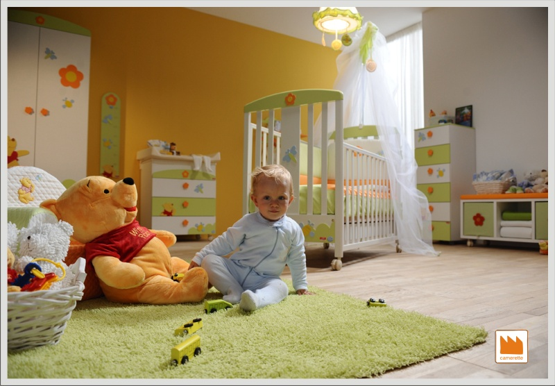 Bedroom For Baby Disney Winnie The Pooh