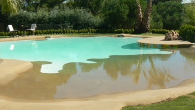 Piscinas de arena piscinas y albercas fotos de piscinas for Piscina de arena construccion