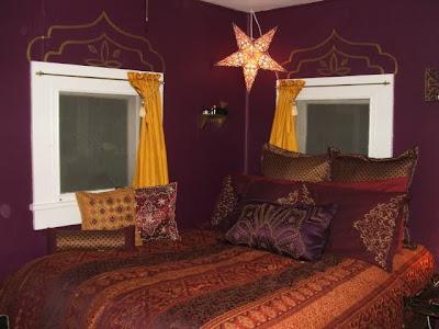 Dormitorios arabes decoracion al estilo mi bella genio i for Arabian night bedroom ideas