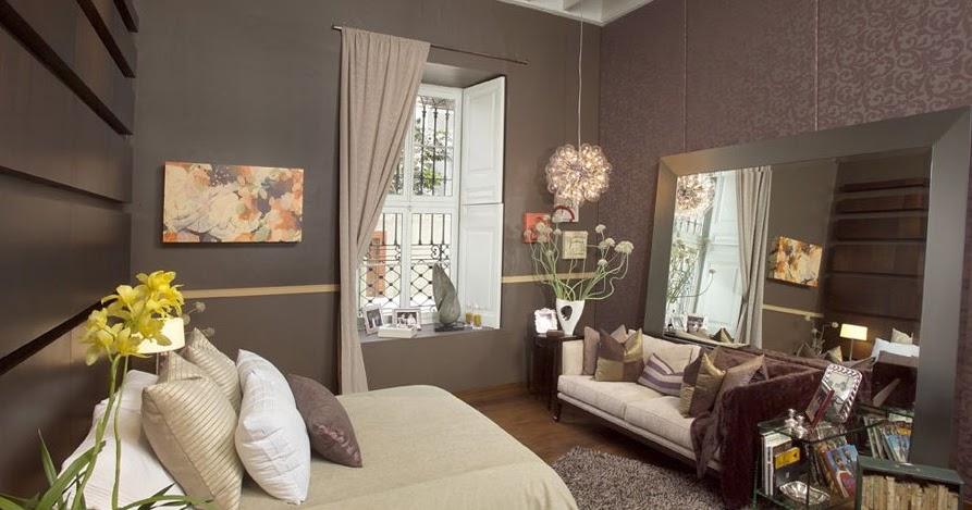 Dormitorio casacor peru 2008 cama frente a for Espejo para ver al bebe en el auto