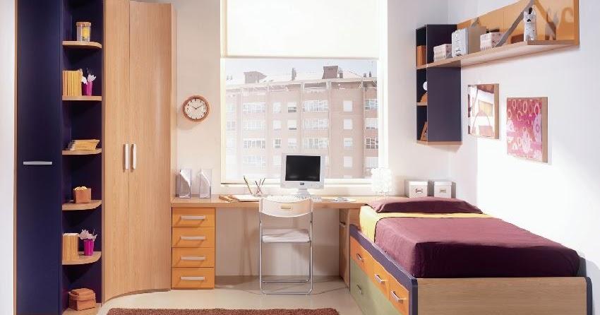 Recamara juvenil colores - Colores para dormitorios pequenos ...