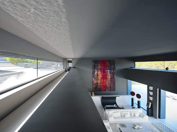 Ideas para salas muy grandes y amplios espacios de living - Salones joaquin torres ...