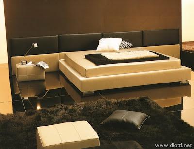 Decorando con cabeceras acolchadas y elegantes : dormitorios