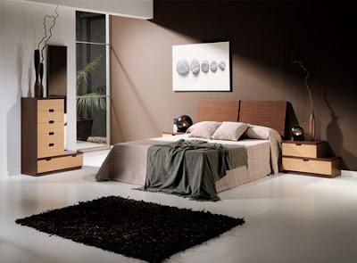 Dormitorios fotos de dormitorios im genes de habitaciones for Recamaras color vino