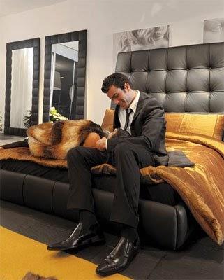 Recamara para hombre dormitorio for Disenos de cuartos para hombre