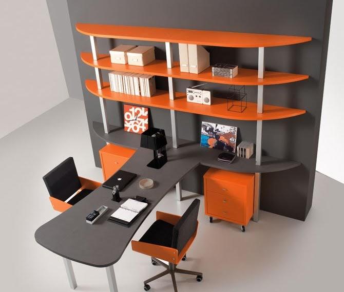 Estudio juvenil una linda oficina que comparte dos for Oficina y denuncia comentario