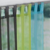 Cortinas translucidas estan de moda decoracion con - Hacer cortinas con trabillas ...