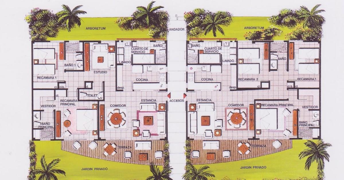 Planos De Casas Planos De Casas Y Departamentos Gratis