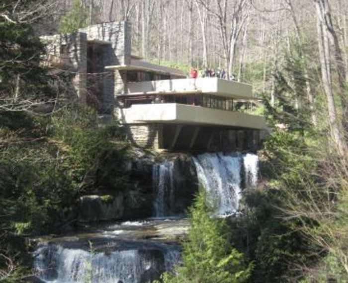 Casa cascada video de casa de la cascada piscinas y for Cascadas prefabricadas