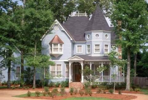 Fachadas de casas victorianas fachadas de casas y casas for Edwardian home designs