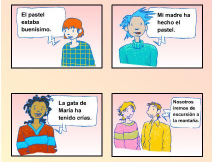 Ejercicios de sujeto y predicado | Blog de aula. Comunicación 1