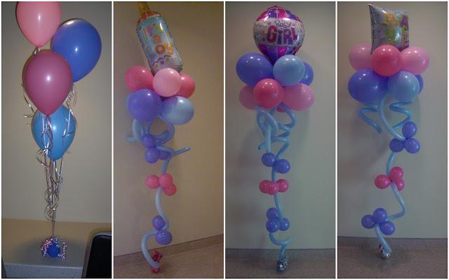 cherri 39 s balloons baby shower balloons