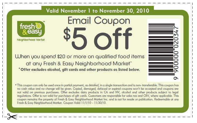 Like Fry's coupons? Try these...