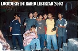 EX LOCUTORES DE RADIO LIBERTAD
