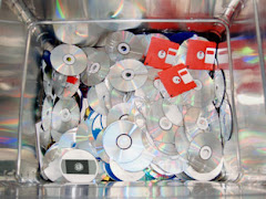 Información guardada en DVD y CD corren el riesgo de desaparecer.