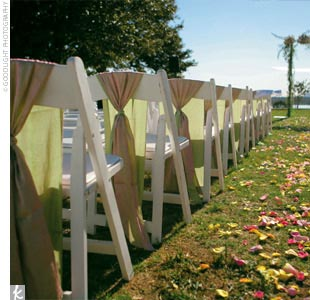 Well Dressed Chairs For Your Wedding Or Special Event