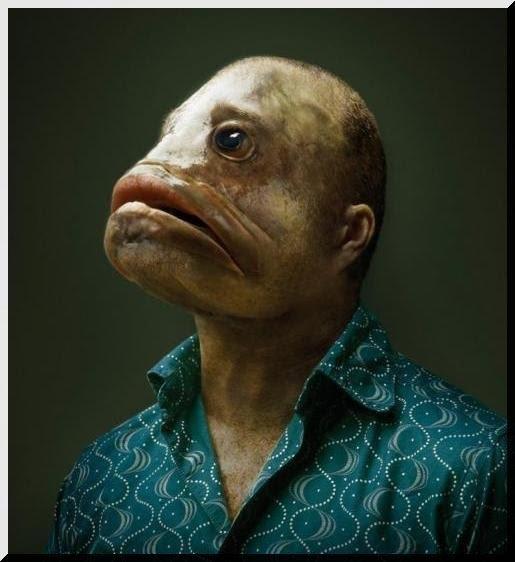 l homme poisson