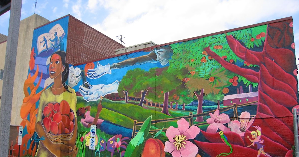 Community arts and murals the pride of feltonville for Community mural
