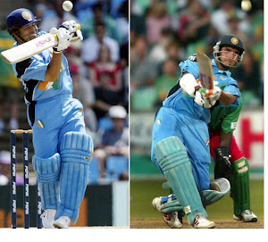 India v Kenya A record-shattering performance from Ganguly and Tendulkar