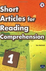 reading comprehension  articles