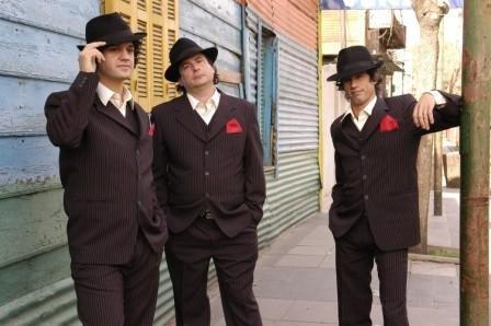 Los Gardelitos - Rock Sudaka -