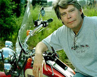 Stephen King on HARLEY DAVIDSON