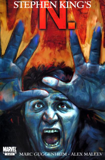 Stephen King's N. #3 Cover