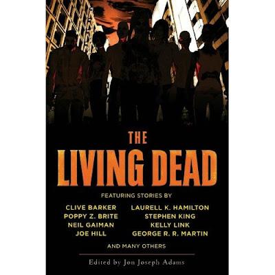 Amazon.co.jpにあったスティーヴン・キングほか著「The Living Dead」のカバー画像