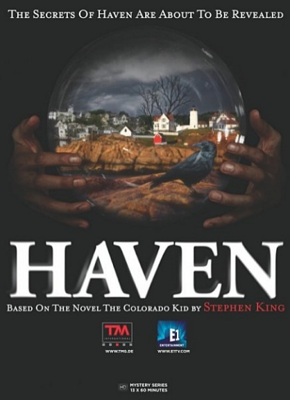 Haven Promo Poster From E1 and TMG