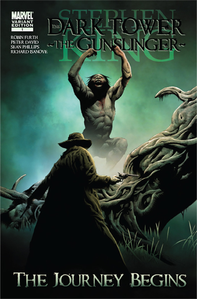 Dark Tower: The Gunslinger - The Journey Begins #1 Lee Variant Cover