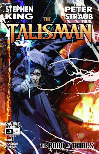 Talisman Road of Trials #2 Variant Cover B by Tommy Lee Edwards