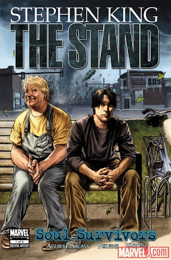 The Stand: Soul Survivors #1 Standard Cover