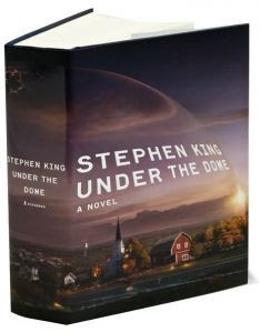 Stephen King's Under the Dome US regular cover