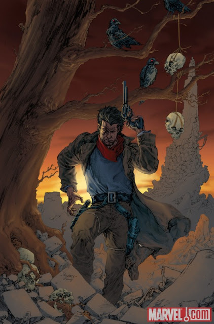 Dark Tower: The Fall of Gilead #6 Raney Variant cover