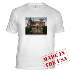 Stephen King Bangor house T-shirt