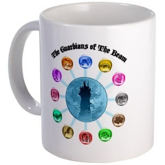 Dark Tower: The Guardians of The Beam Mug