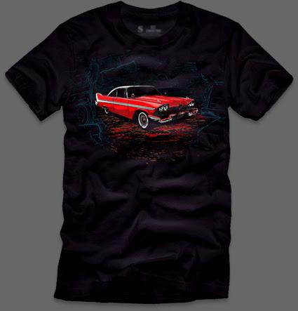 Christine T-Shirts fright-rags.com