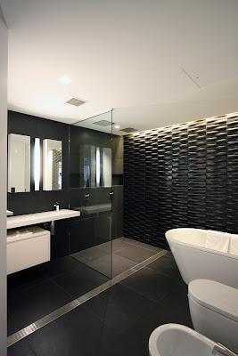 Minosa Tom Ferguson Design Modern Bathroom Design
