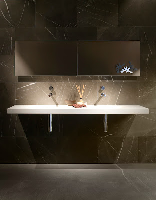 Contemporary Bathroom Cabinets on Bathroom Vanities   Finally The Modern Bathroom Vanity Grows Up